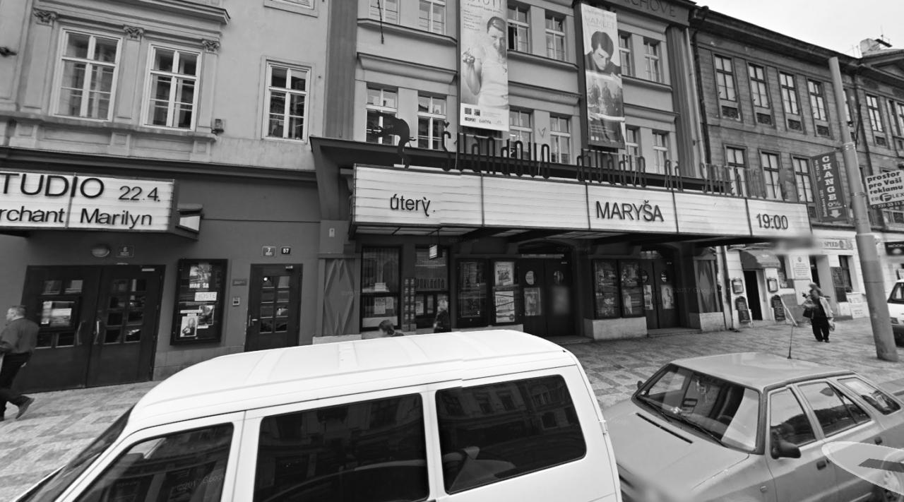 BROS IN TRIKOS Švandovo divadlo na Smíchově