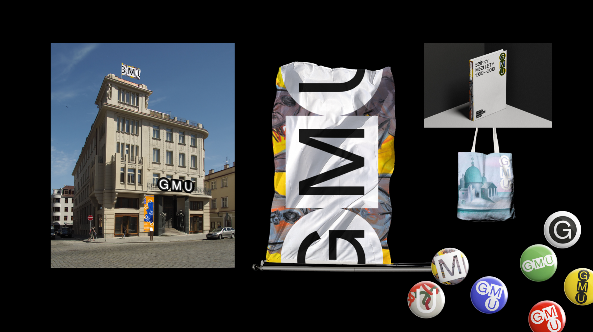 BROS IN TRIKOS Galerie moderního umění v Hradci Králové