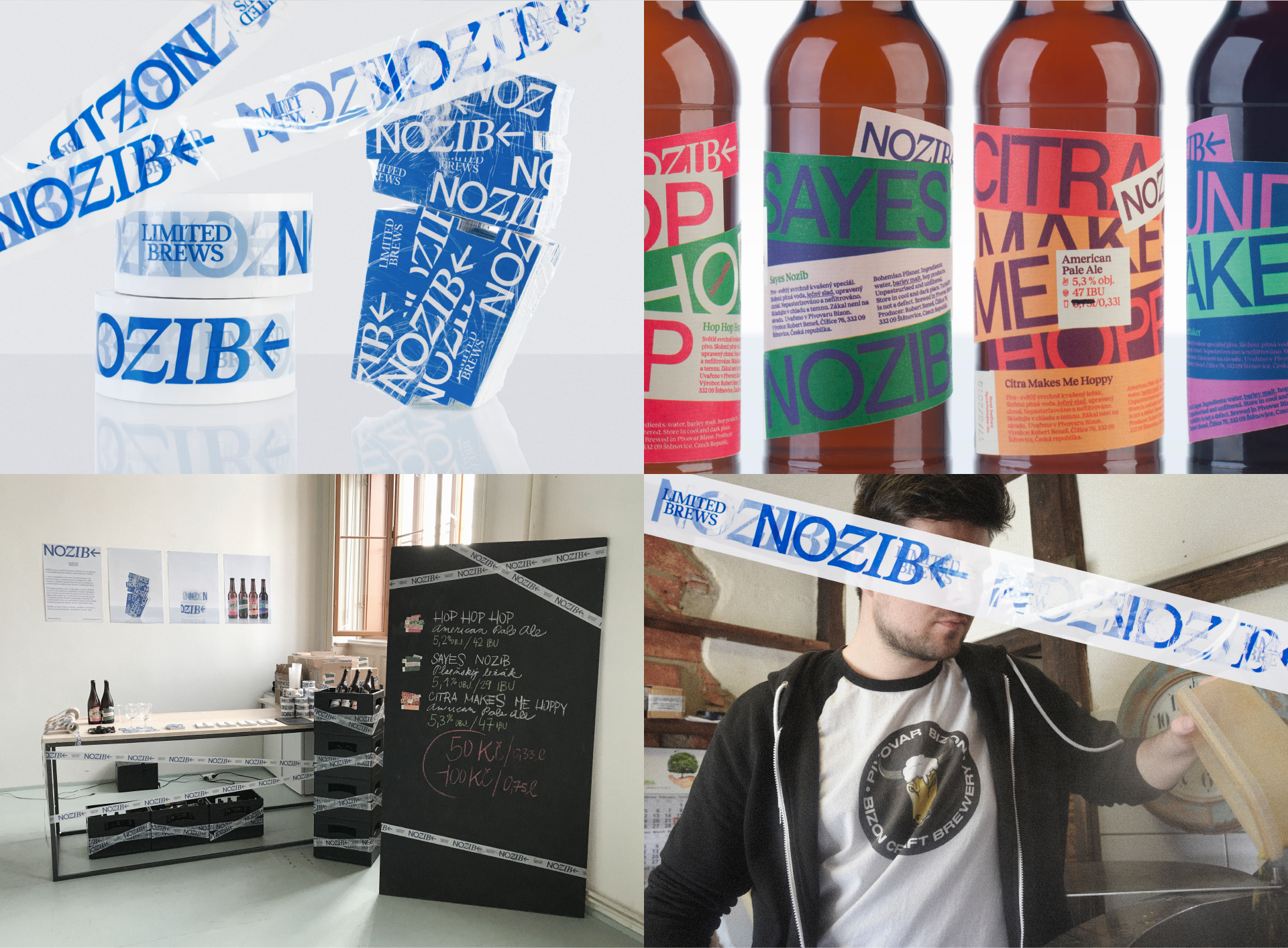 BROS IN TRIKOS NOZIB Brewery
